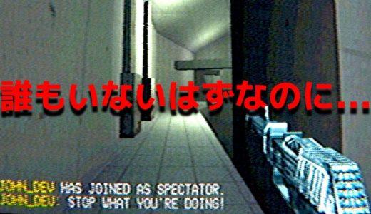 もう誰もプレイしていない昔のオンラインゲームをプレイしたら謎のチャットが流れ始めた...