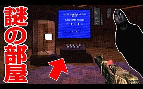 サービス終了したオンラインゲームに謎の部屋が存在した