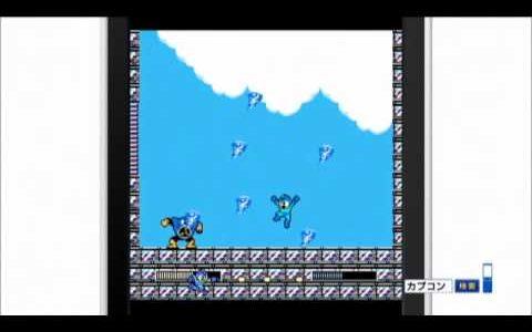 カプコンモバイルゲームサイト「カプコンパーティ」CM動画