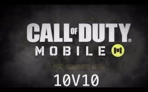 コールオブデューティ 10V10Rust:モバイル-ゲームプレイウォークスルーパート1-チュートリアル  Call of Duty(iOS、Android)