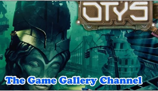 【ボードゲーム レビュー】「オーティス」- 海底に沈んだお宝を効率良く回収しよう