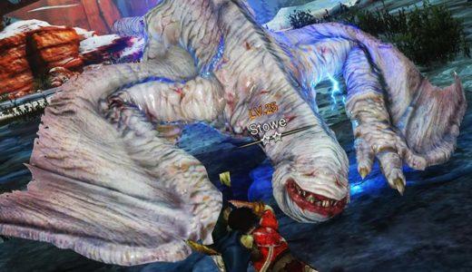 【MHO】フルフル討伐(Khezu)  Monster Hunter Online (MHO) 最新ゲームプレイ動画 Full HD