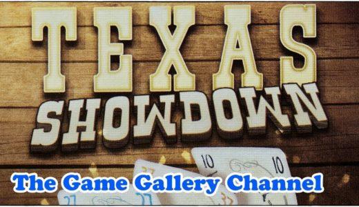 【ボードゲーム レビュー】「テキサスショーダウン」- 生き残りをかけてトリックで戦うガンマン達