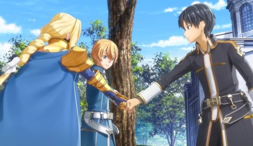 「SWORD ART ONLINE Alicization Lycoris」発売日告知トレーラー