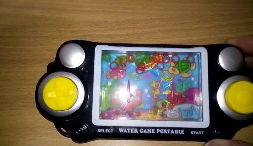 最新ゲーム機 水中輪投げゲーム sony Psvita風
