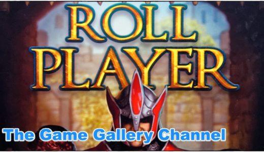【ボードゲーム レビュー】「ロールプレイヤー」- キャラクターメイクするだけ。だけど面白い
