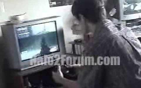 オンラインゲームでキレるキチガイ