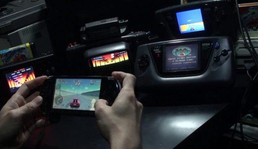 携帯型ゲーム機でできるアウトラン達 PSP TiltFX