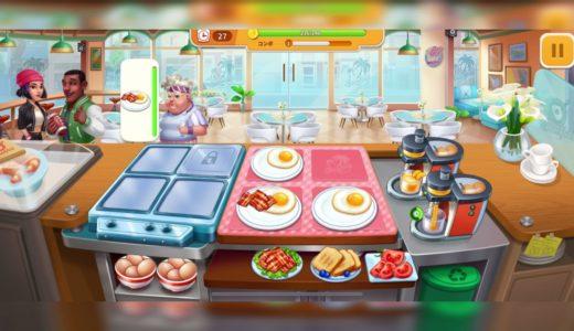 【子供向けゲーム】Cooking Frenzy Game 携帯ゲーム📱 クッキング