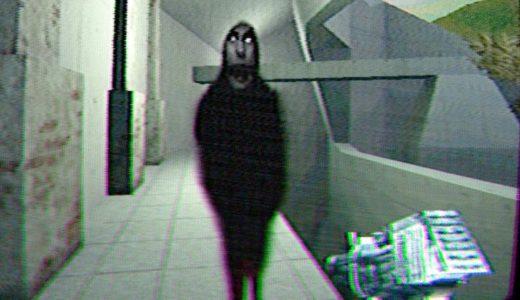 誰もいないはずのオンラインゲームに誰かいる…。昔のFPSで怪奇現象が起きてくホラーゲームが怖い(絶叫あり)