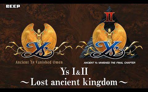 【まさかの2021年新作】X68000用「イースI&II ~Lost ancient kingdom~」発売記念特番! オリジナルのPC-88版との実機比較もやります!完全版のFM77AV版も登場!
