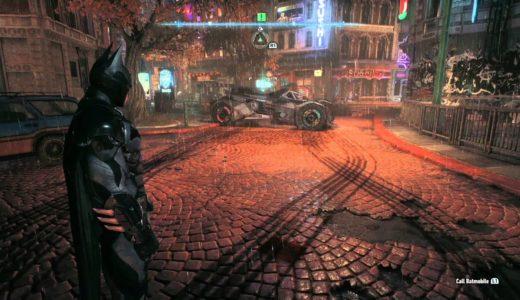 PS4『バットマン:アーカム・ナイト』最新ゲームプレイ映像