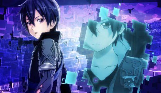 【SAO最新作】PS4/PS Vita「ソードアート・オンライン ―ホロウ・リアリゼーション―」オープニング映像