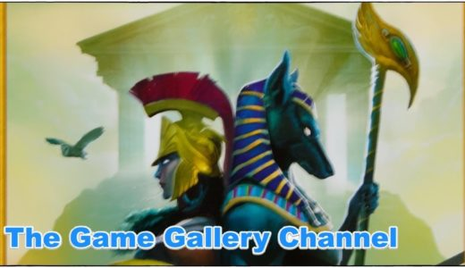 【ボードゲーム レビュー】「7Wonders Duel パンテオン」- 7Wonders Duelに必須の拡張セット