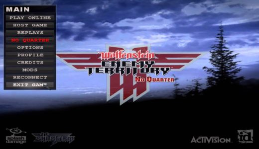 課金なし 無料 FPS フリー PCオンラインゲーム Wolfenstein Enemy Territory