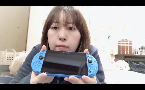 ASMR-ゲーム機のケース+囁き-inお布団