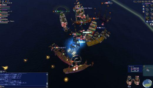 大航海時代オンライン オポ模擬 2021年6月26日 はうぱにょ艦隊26