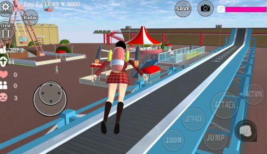 【新作】サクラスクールシミュレーター 面白い携帯スマホゲームアプリ