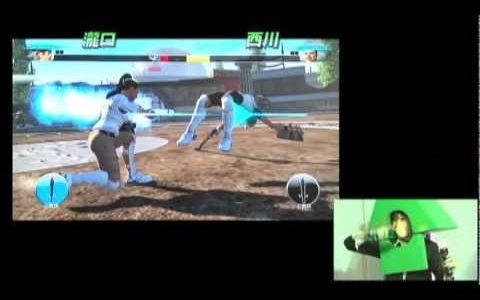さきっちょ☆ ガール in TOKYO GAME SHOW 2010 最新ゲーム体験 Part1