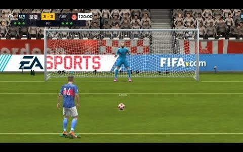 【βテスト】FIFAサッカー 面白い携帯スマホゲームアプリ