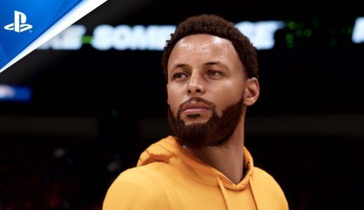 次世代機版『NBA 2K21』ゲームプレイ・トレーラー