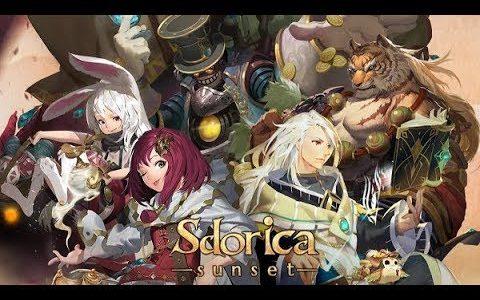 【新作】スドリカ(Sdorica)面白い携帯スマホゲームアプリ