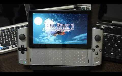 【DOS/V】GPD Win3 3Dゲームレビュー FF11ベンチで驚愕のスコア DQ11s FF15 SAOAL ライザ他