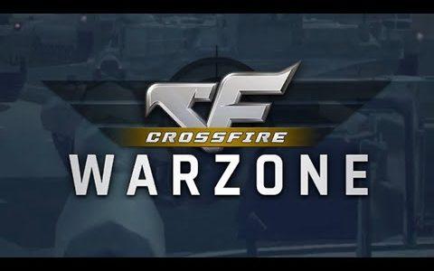 クロスファイア:ウォーゾーン【新作スマホゲームアプリ】リアルな現代戦!戦略MMO  世界約170か国で配信開始!Crossfire: Warzone  Mobile Gameplay