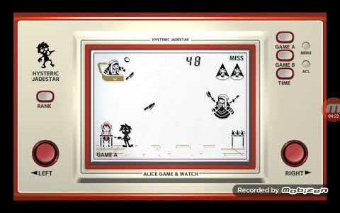 Alice Game&Watch【Mobileゲーム】Gameplay