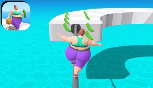 脂肪 二フィット — すべてのレベルのモバイルゲームプレイチュートリアルの更新レベル 95-98
