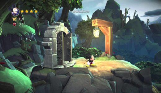 #39 お気楽ゲームレビュー PC版 Castle of Illusion