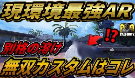 【CoDモバイル】現環境最強ARでランクマ無双してきた!!#ガンスミス動画【CoDMobile】