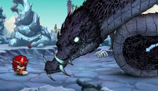 『モーレツ戦士(Lucid Adventure)』オンラインゲーム上でパワーレベリングするオートバトルRPG – 面白いゲーム紹介 iOS/Android
