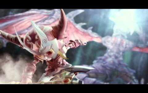 オンラインゲーム「聖境伝説ONLINE」のプロモーションムービー第二弾